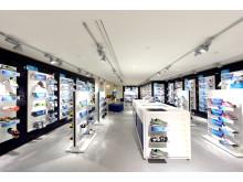 ASICS Flagship Store Stockholm övre plan