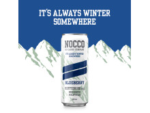 Limited Winter Edition Blueberry