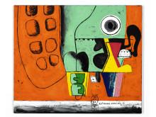 """Le Corbusier: """"20 heures, arrivée à Chandigarh"""", 1951-1959."""