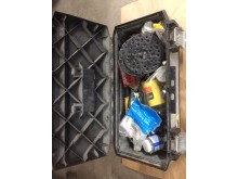Image of tools from van which are beleived to have been stolen