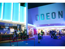 Odeon cinema at Sandbrook Park