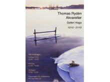 Thomas Rydén ställer ut i Lindesberg