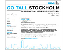 Go Tall Stockholm