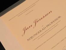 Jan Jönssons diplom