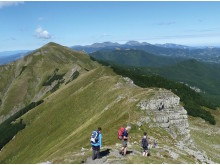 Ramblers Walking Holidays: Apuans & Apennines