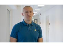 Denis Kleyko, doktorand i kommunikations- och beräkningssystem vid Institutionen för system- och rymdteknik vid Luleå tekniska universitet