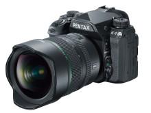 Pentax K-1, med 15-30mm