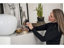 Hemma hos Maria Carlsson från Wästbygg Projektutveckling
