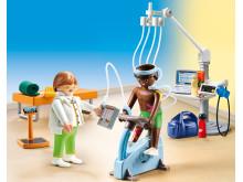 70195 Beim Facharzt: Physiotherapeut von PLAYMOBIL