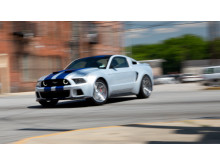 FORD MUSTANG I HOVEDROLLEN I DEN NYE 'NEED FOR SPEED'-FILM