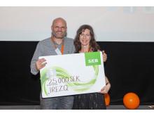 iRezQ vinnare i  Life Science och Teknik Venture Cup Syd hösten 2013