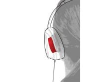 MDR-MA300_500_Flexible_ear_fit_1