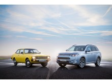 Tradition: 100 Jahre Mitsubishi Automobile