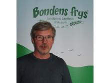 Bertil Lundgren på Lundgrens Lantbruk