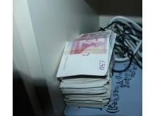 EM 08 18 Cash bundle found at Williamson's house