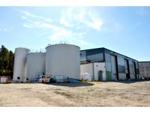 Ny förbehandlingsanläggning invigs den 24 maj i Huddinge