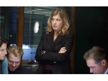Paprika Steen som politikommissær Alva Roos i Modus Sæson 2