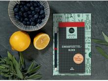 cook & STYLE Einkaufszettelblock Mood