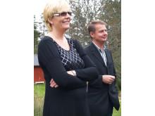 Årets Mentor 2011 Jonas Bergqvist med adept, Västra Götaland