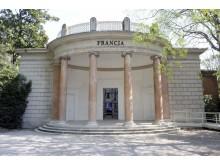 Franska Paviljongen på Venedigbiennalen