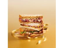 Costa Coffee Christmas Sandwiches