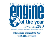 ECOBOOST 1,0 - INTERNATIONAL ENGINE OF THE YEAR 2013 – 2