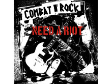 Combat Rock omslag