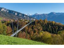 Panoramahaengebruecke Sigriswil © Interlaken Tourismus Byline swiss-image.ch Fotograf Mattias Nutt