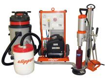 Clipper Foam: Kerneboring med skum i stedet for vand - Produkt
