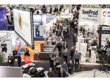 Elmia Subcontractor 2018 exhibition hall