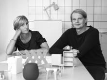 Gabriella Gustafson och Mattias Ståhlbom
