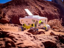 Abenteuer auf dem Mars