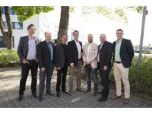 Initiativtagarna bakom ASSAR Industrial Innovation Arena