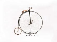 Singer Challenge - visas i utställningen Cykel/Bike