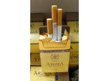 Op Indelible Aroma cigarettes seized July 2012