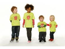 Coola barntröjor