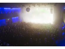 Mästerbotten - Umeås hiphopfestival fyllde Vävenscenen.