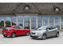 Danmarkspremiere på ny Suzuki Baleno