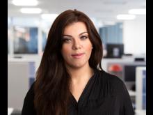 Scarlett Roa, projektledare på Praktikertjänst24