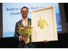Dag Måhlstrand vinnare av Guldhuset 2017