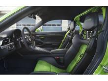 Porsche Interior 911 GT3 RS