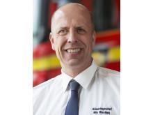 Nils Weslien, förbundsdirektör, Räddningstjänsten Karlstadsregionen