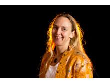 Elin Tisell, vinnare av kulturpriset Huddinge glöder 2016