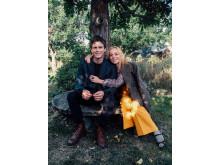 Lisa Ekdahl och Adam Pålsson