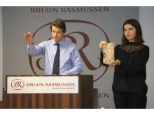 Auktionsrekord: 1,4 mio. kr. for et bundt kinesiske pengesedler