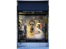 Marc by Marc Jacobs butik på Smålandsgatan 10 i Bibliotekstan.