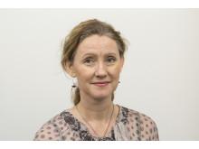 Charlotta Atuma, avdelningschef barnspecialistmottagningarna, Akademiska sjukhuset
