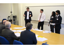Presentation under Cyber Challenge 2017