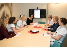 Utvecklingsgruppen på barn 3 vid Norrlands universitetssjukhus