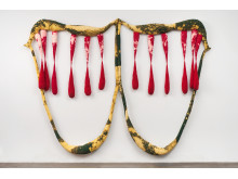Sterling Ruby, Double Vampire 3, 2011,Photography by Robert Wedemeyer